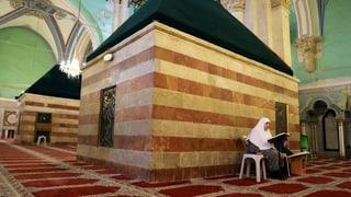 Abrahams Grab ist palästinensisches Weltkulturerbe