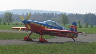 75 Jahre in der Luft - Fliegerschule Birrfeld feiert Geburtstag