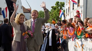Thronübergabe: So feiern Sie wie die Holländer
