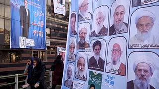 Hohe Wahlbeteiligung in Iran
