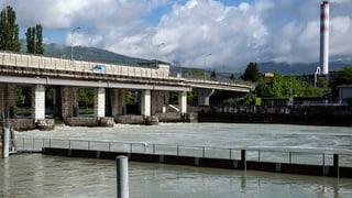 Extreme Hochwasser an der Aare: Bund berechnet die Katastrophe