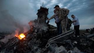 Zeugen für Abschuss von MH17 gesucht