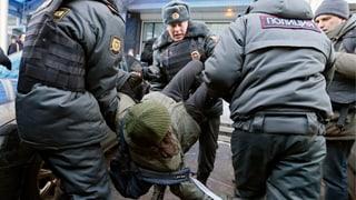 Russland verbietet Homosexuellen ihre Stimme
