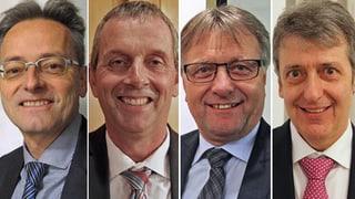 Ersatzwahl in Nidwalden: Kein Entscheid im ersten Wahlgang (Artikel enthält Bildergalerie)