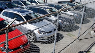 VW erlässt Verkaufsverbot für VW
