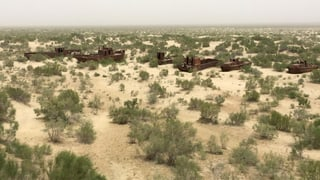 «Der Aralsee ist bereits ausgetrocknet. Künftig wird das Wasser noch knapper. Wie weiter?»