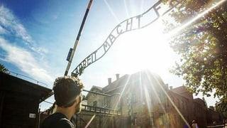 Wie schön darf Auschwitz sein?