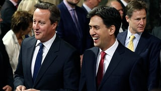 Diese britischen Politiker stehen im Scheinwerferlicht
