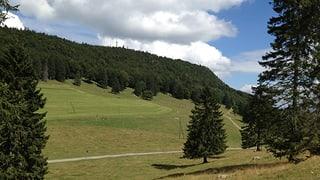 Solothurner wollen keine Berner Windräder auf dem Hellchöpfli