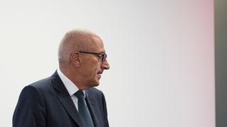 Pierin Vincenz sa retira da la Helvetia