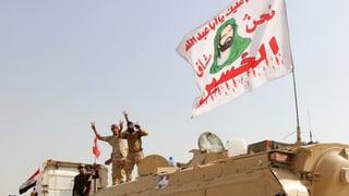 Angst vor Flüchtlingsdrama im Irak
