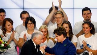 Wahlsieg für EU-Kritiker in Polen
