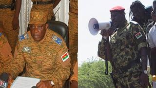 Oberst Zida soll die Macht in Burkina Faso übernehmen