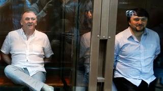 Hohe Strafen für die Täter im Politkowskaja-Mord