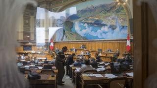Nationalrat lehnt Selbstbestimmungsinitiative ab
