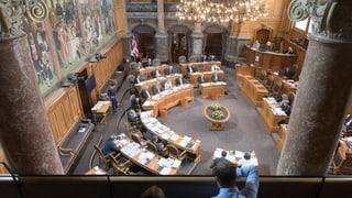Zentralschweiz: Im Ständerat holt die FDP die CVP ein (Artikel enthält Audio)