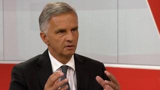 «Die Schweiz hat ein gutes Beispiel abgegeben»
