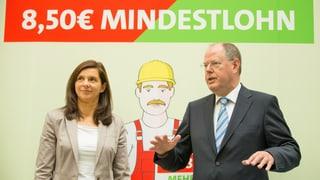 Gemeinsam gegen Merkel