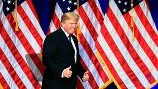 Trump brandmarkt China und Russland als Rivalen