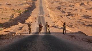 Polizisten entdecken Massengrab südlich von Bagdad