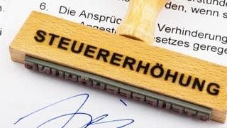 Steuererhöhungen sorgen im Aargau für Diskussionen