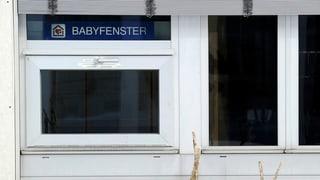 Olten eröffnet ein Babyfenster