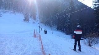 Skilifte in der Region laufen heiss