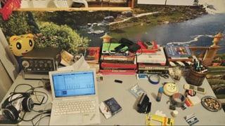 «Schreibtische sind richtige kleine Biotope»
