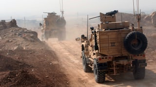 «Feige Strategie»: IS soll Zivilisten als Schutzschilde nutzen