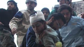 Syrienkrieg: Alle Parteien treten die Menschlichkeit mit Füssen