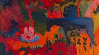 Video «The Desert of the Forbidden Art» abspielen