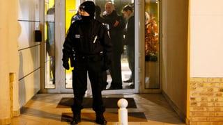 Sprengstoffgürtel in Pariser Vorort entdeckt