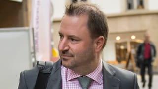 Gericht spricht Ex-Staatsrat Hainard schuldig