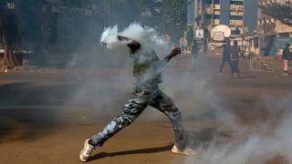 Chaos und Gewalt: Unruhen in Burkina Faso halten an
