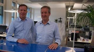 SEF-Gründer Stähli und Linder geben ihr Lebenswerk weiter
