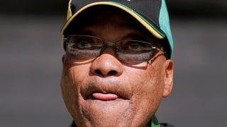Präsident Zuma muss bei Wahlen in Südafrika zittern