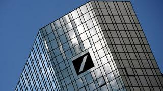 Deutsche Bank sucht Geldgeber