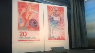 Wie sicher ist die neue 20er-Note?