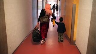 Weniger Asylgesuche als im letzten Jahr