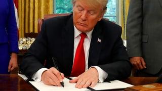 USA verlängern Sanktionen gegen Nordkorea