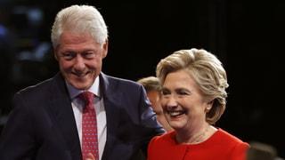 Neuer Angriff auf die Clintons