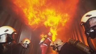 Feuerwehr-Übungen: «Warm abbrechen» liegt nicht mehr drin