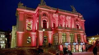Weniger Geld aus dem Aargau für Kultur in Zürich und Luzern
