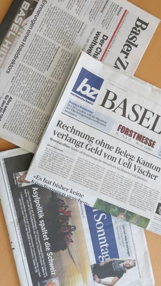 Die Basler Medienszene und wie sie sich verändert hat