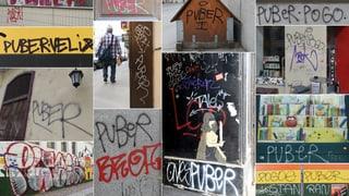 Sprayer «Puber» bleibt hinter Gittern