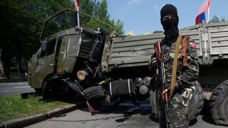 Keine neuen Beobachter in der Ostukraine