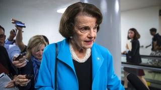 Die Senatorin, die Trumps Richter aufhalten will