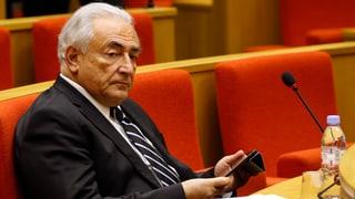 Strauss-Kahn soll wegen Zuhälterei vor Gericht