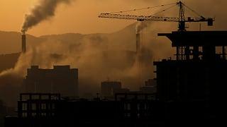 Sanktionen behindern die wirtschaftliche Entwicklung