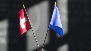 Streitpunkt Rahmenabkommen – Vier Fragen und Antworten